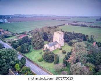 St Mary the Virgin Church - Bawdsey, Suffolk