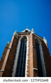 St. Mary's Basilica Church of Our Lady Assumed into Heaven in Krakow
