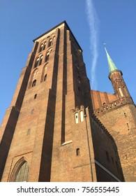 St. Mary's Basilica, Gdansk, Poland