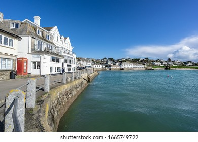 St Mawes on the Roseland Peninsula in Cornwall