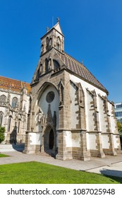 St. Michael Chapel in Kosice old town, Slovakia