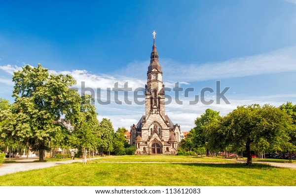 St. Michael Church, Leipzig, Deutschland