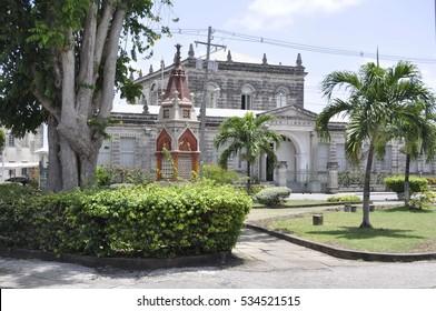 St. Michael's Cathedral, Bridgetown, Barbados