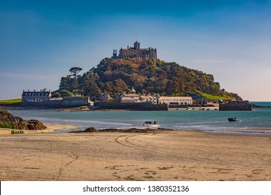 St. Michael's Mount in Cornwall
