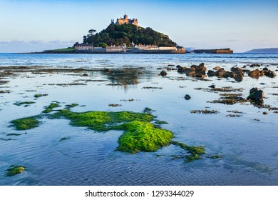 St Michael's Mount Marazion Cornwall UK