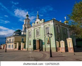 St. Nicholas Cathedral in Kazan, Republic of Tatarstan, Russia