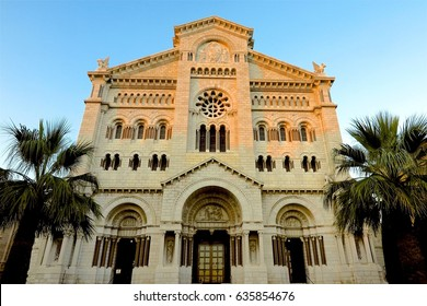 St. Nicholas Cathedral in Monaco, where Princess Grace married Prince Rainier