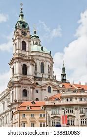 St. Nicholas Church Prague