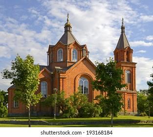 St. Nicholas Church, Vaasa, Finland