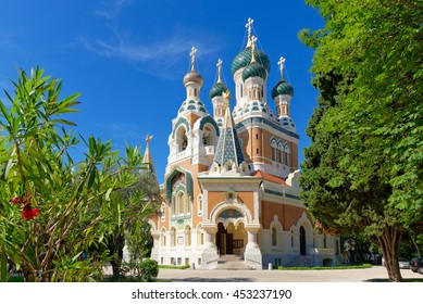 St Nicholas Orthodox Cathedral, Nice, France