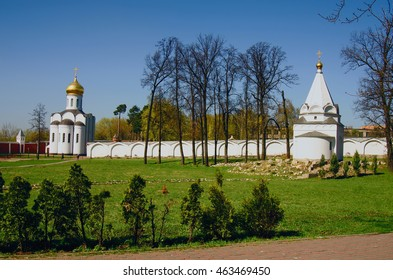 St. Nicholas Ugreshsky (Nikolo-Ugreshsky) monastery at Dzerzhinsky, Moscow region