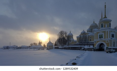 St. Nilus Monastery, Russia