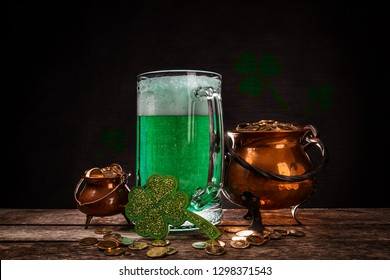 St patricks day concept