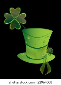 St Patrick's Day hat  - jpg version
