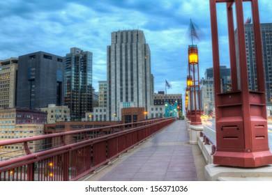 St. Paul Minnesota street view