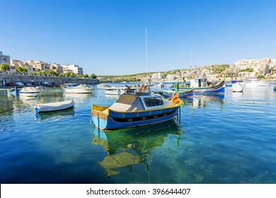 St Paul's Bay in Malta