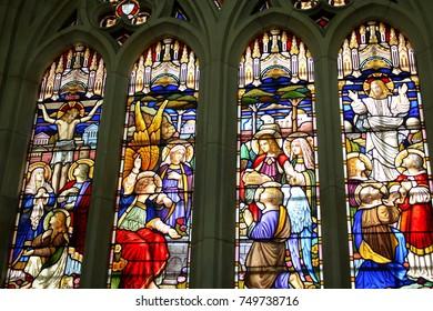 St Paul's Cathedral : 06 November 2017 Dunedin,New Zealand