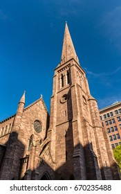 St. Paul's Cathedral in Buffalo - New York, United States