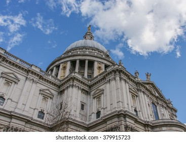 St. Paul's Cathedral Dome, London, United Kingdom