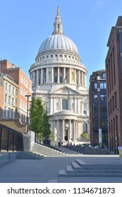 St Paul's Cathedral in London UK