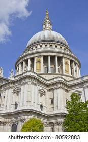 St Paul's Cathedral, London , UK