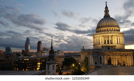 St Paul's Cathedral in London, United Kingdom.