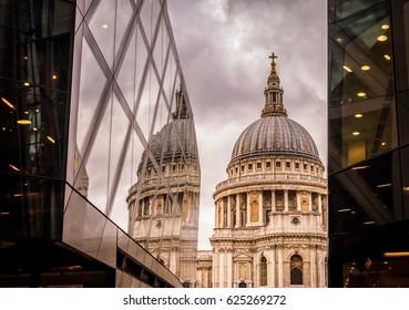 St Paul's dome London