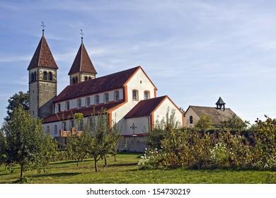 St. Peter und Paul , Reichenau