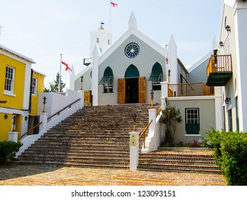 St. Peter's Anglican Church, St. George's, Bermuda