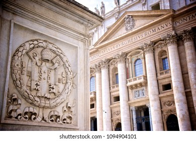 St. Peter's Basilica Church