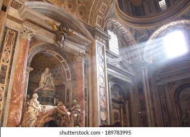 St. Peter's Basilica, Vatican, Rome