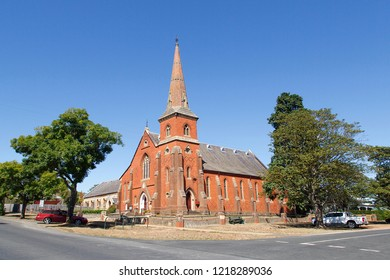 St Peters Catholic Church - Daylesford is a small suburban town to the north-west of Melbourne.