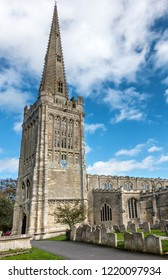 St Peters Church in Oundle in Northamptonshire