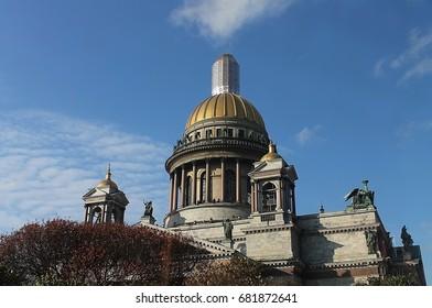 St. Petersburg attractions