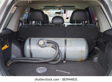 Car Gas Cylinder Images, Stock Photos & Vectors   Shutterstock