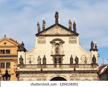 St. Salvator Church, Klementinum, Old Town, Prague, Czech Republic