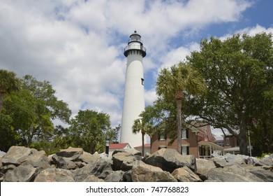 St. Simon's Island, GA Lighthouse
