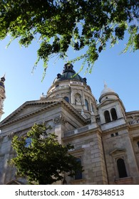 St. Stephen's Basilica in Budapest, Hungary