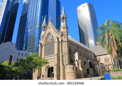 St Stephens cathedral Brisbane Australia