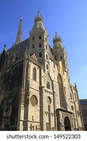 St. Stephen's Cathedral is the church of the Roman Catholic Archdiocese of Vienna