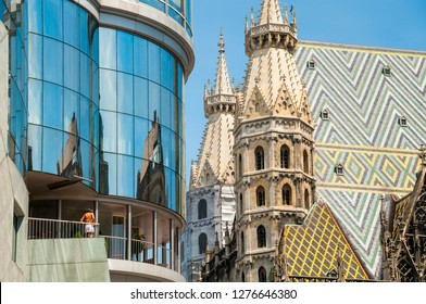 St. Stephen's Cathedral, Vienna