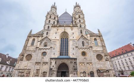 St. Stephen's Cathedral - Vienna Austria