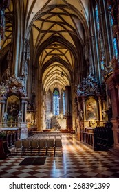 St Stephens Cathedral, Vienna, St. Stephan Cathedral, Steven, Austria