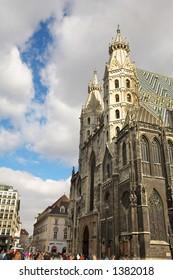 St Stephens DOM, Vienna, Austria