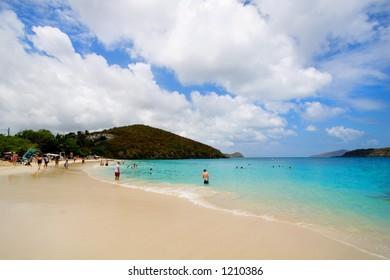 St Thomas Coki Beach 2