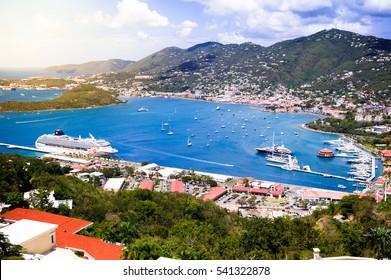St. Thomas Cruise Port