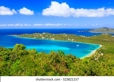 St Thomas, US Virgin Islands. Magens Bay