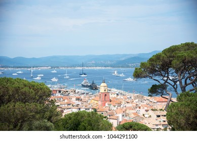 St. Tropez, view from the citadel
