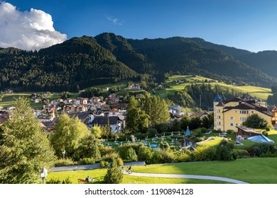 St. Ulrich in South Tyrol, Dolomites