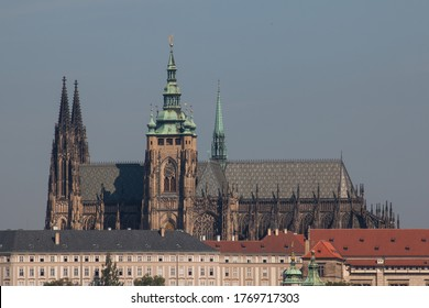 St. Vitus Cathedral from far